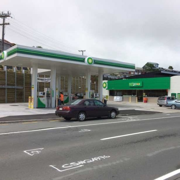 BP Moturoa Service Station