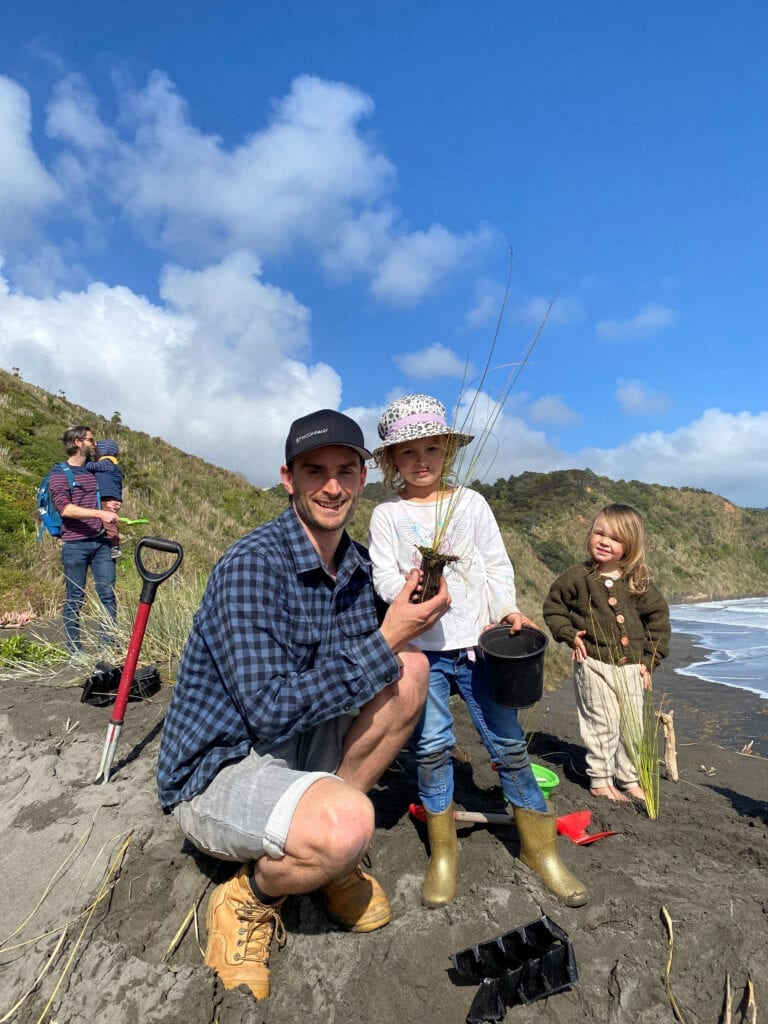 Kaitiakitanga - BTW playing our part in environmental protection