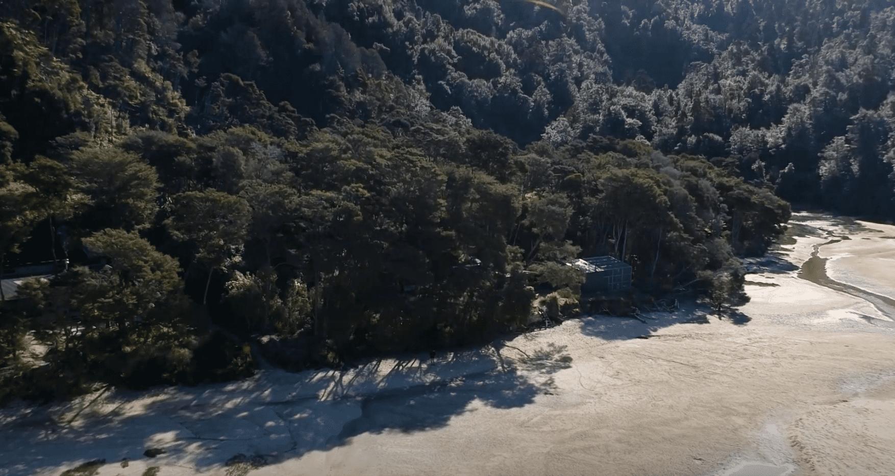 Kaka Aviary, Abel Tasman National Park
