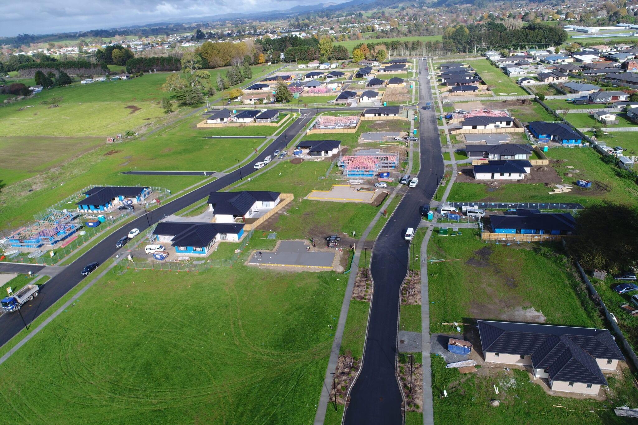 River Road Subdivision, Waikato